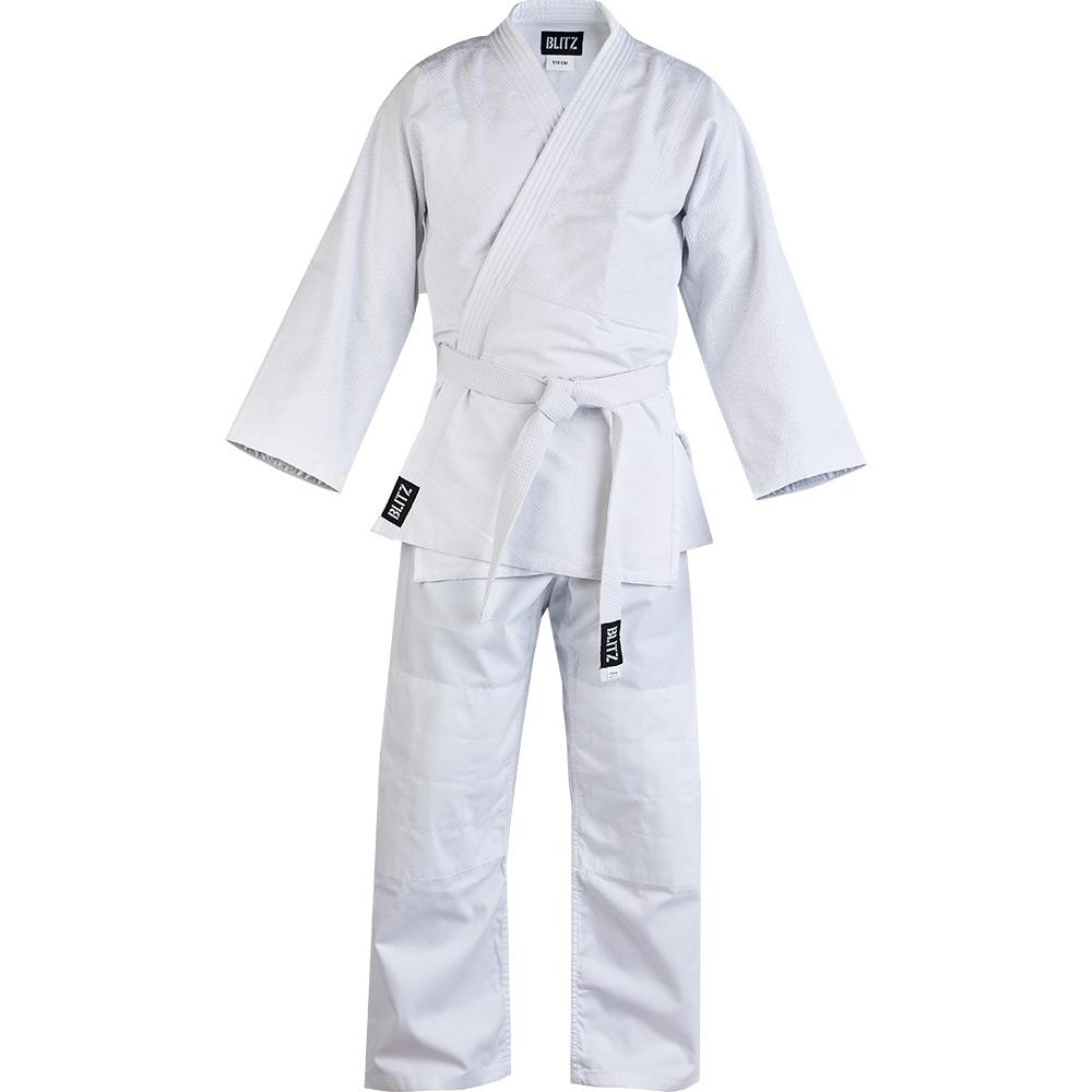 Image of Blitz Adult Polycotton Student Judo Suit - 350gsm