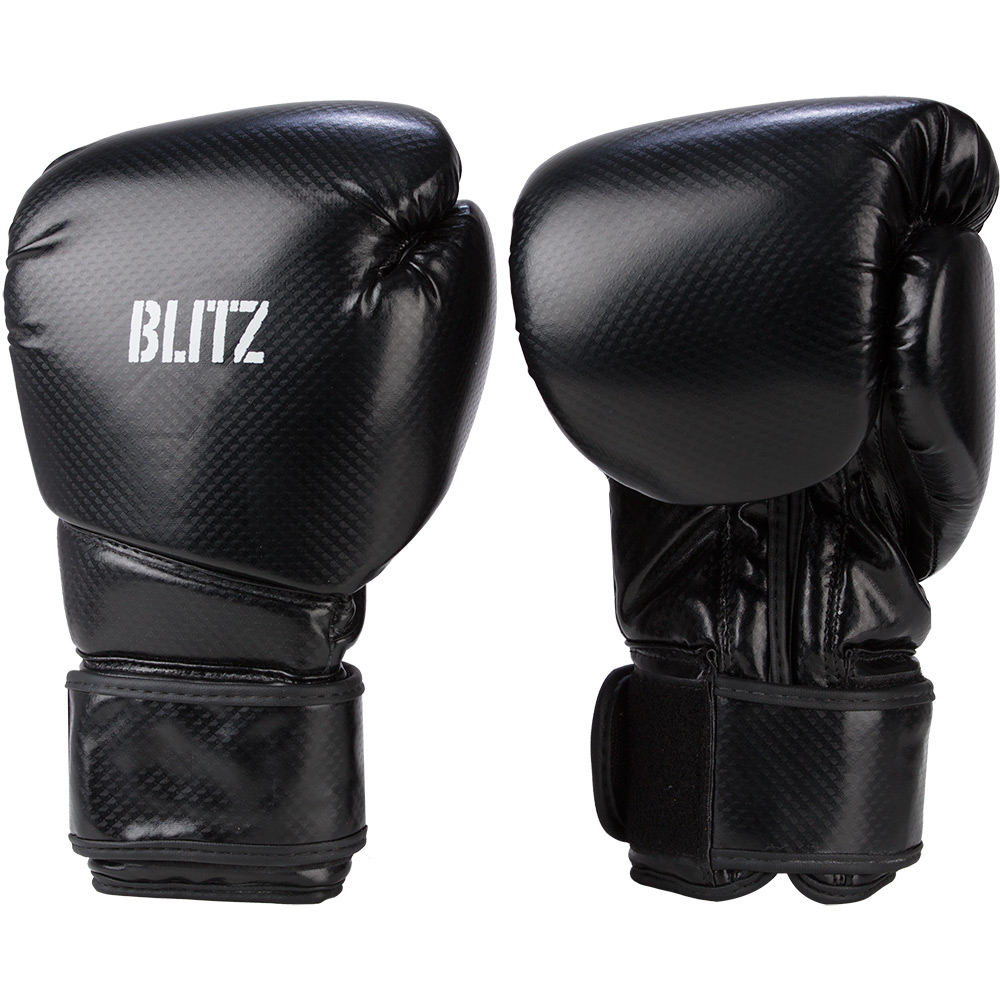 Image of Blitz Carbon Boxing Gloves