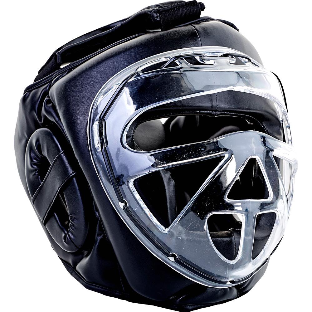 Image of Blitz Clear Protective Visor Head Guard