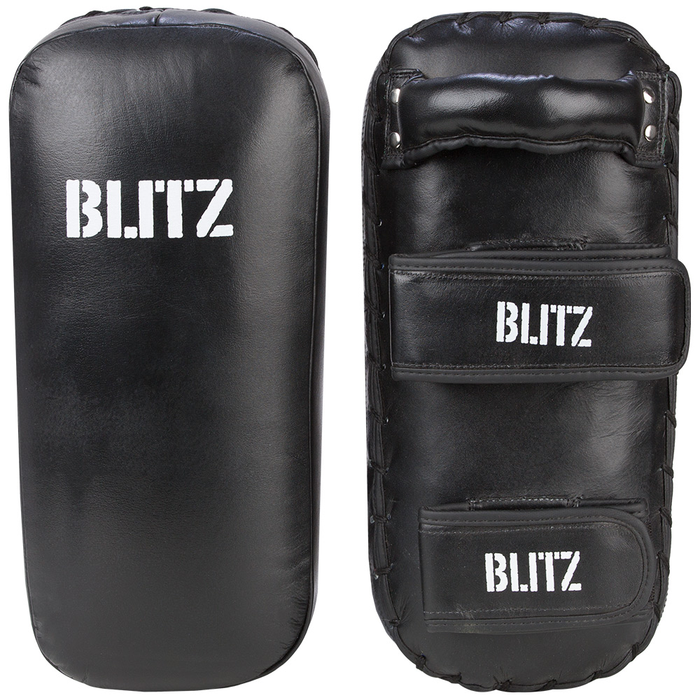 Image of Blitz Firepower Black Thai Pads