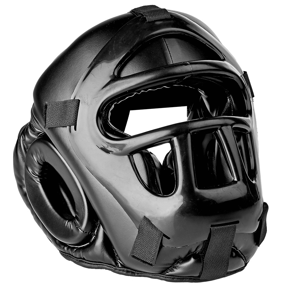 Image of Blitz Grilled Head Guard