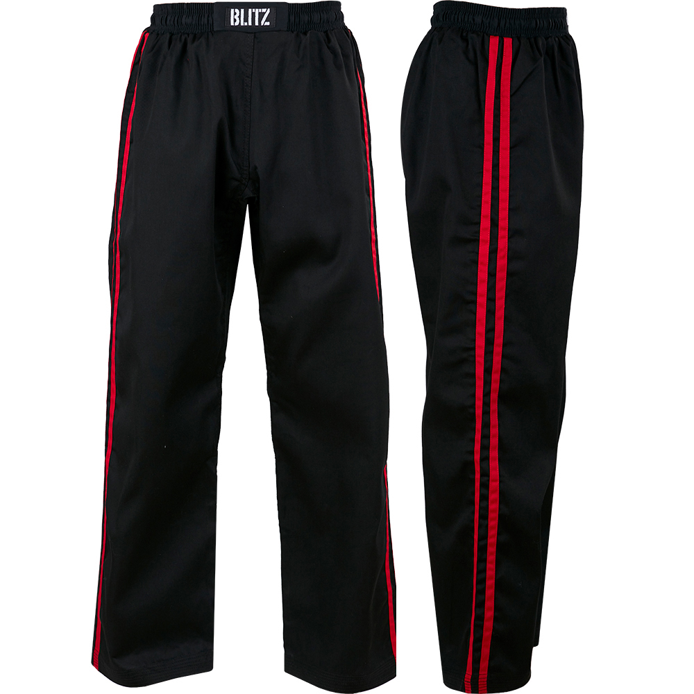 Image of Blitz Kids Classic Polycotton Full Contact Trousers