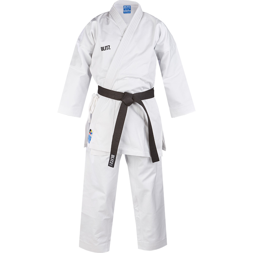 Blitz Kids Odachi WKF Approved Karate Suit