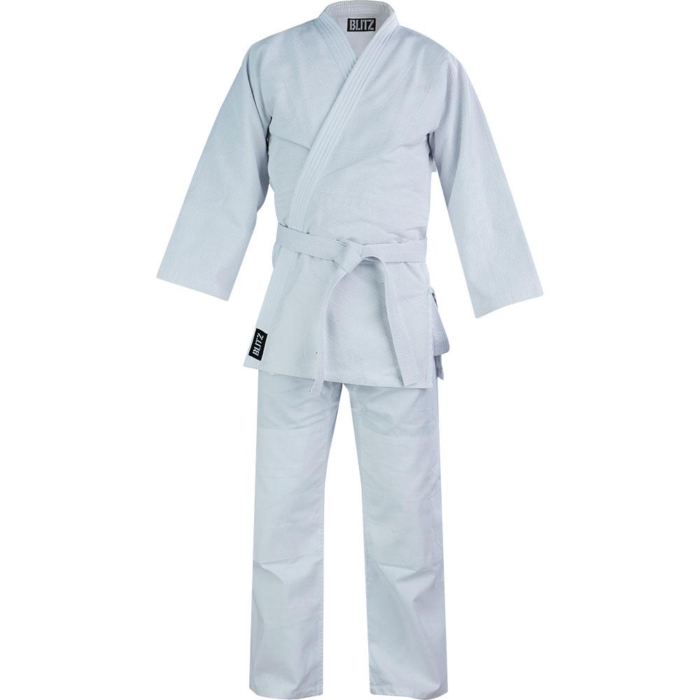 Blitz Kids Polycotton Middleweight Judo Suit - 450gsm