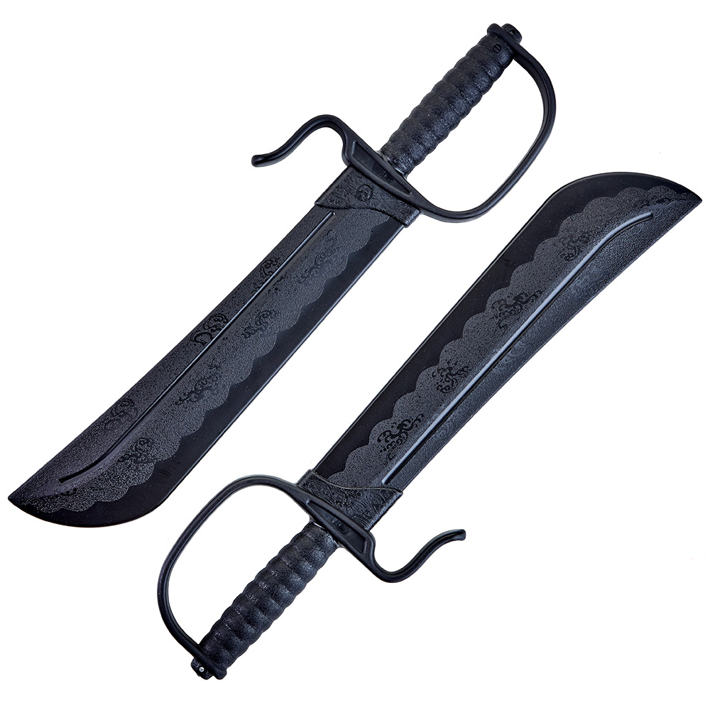 Image of Blitz Plastic Wing Chun Butterfly Knives