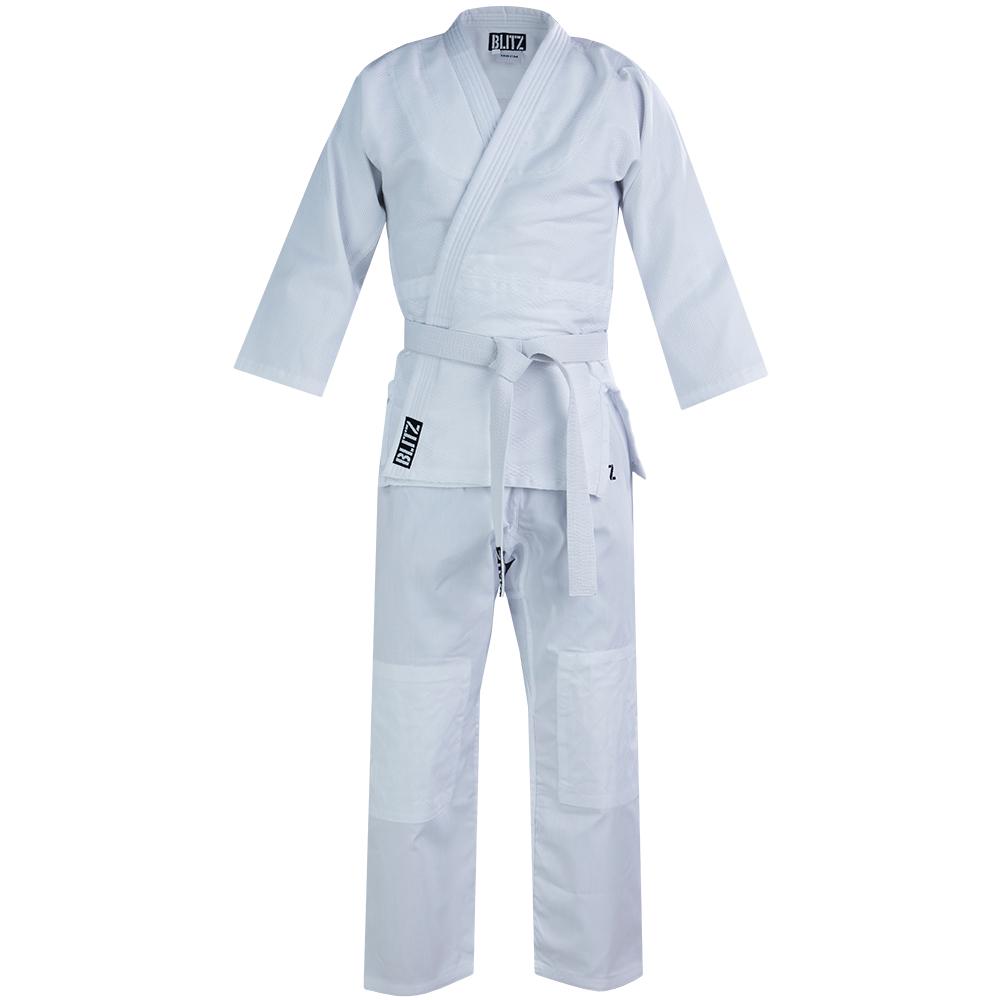 Image of Blitz Polycotton Lightweight 10oz Judo Suit - 300g