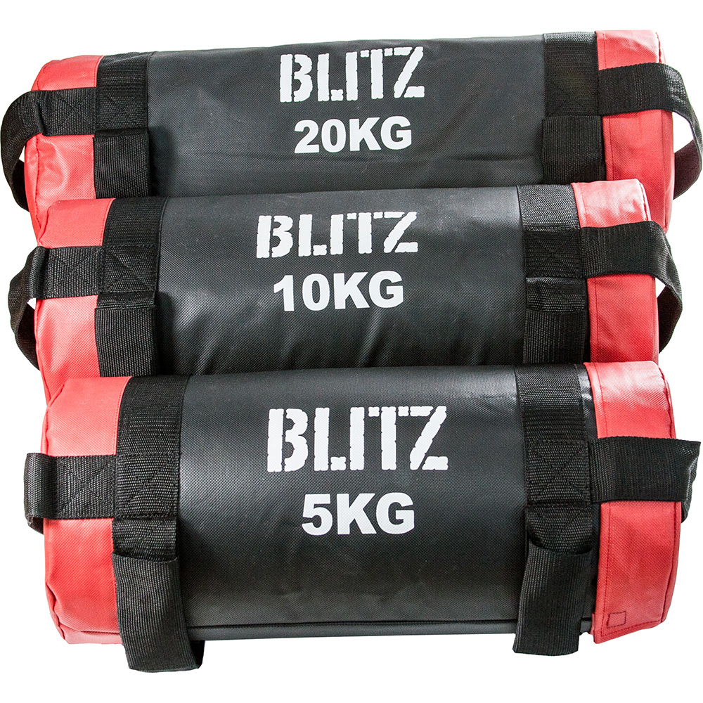 Blitz Weighted Lifting Sand Bag