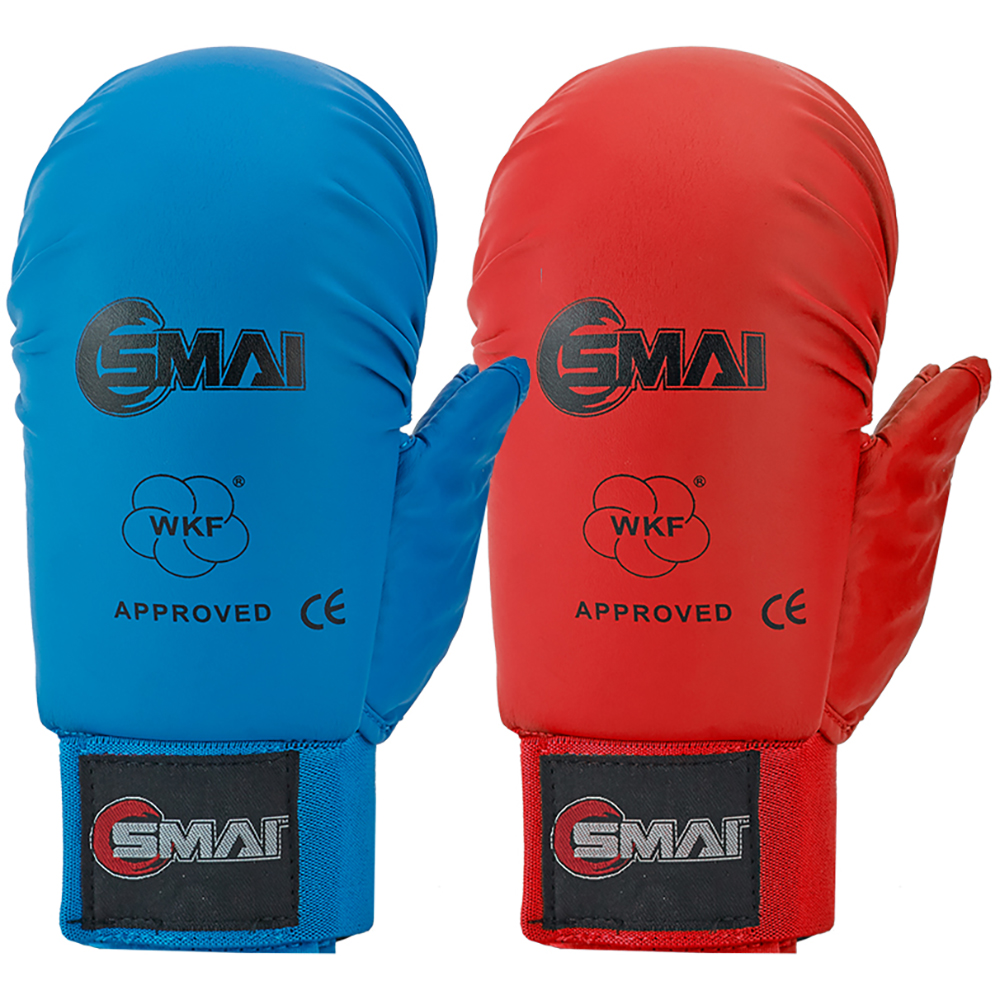 SMAI WKF Approved Gloves With Thumb